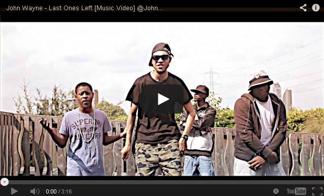 BRITHOPTV: [Music Video] John Wayne (@JohnnyLaLaLa) - 'Last Ones Left' |#UKRap #UKHipHop