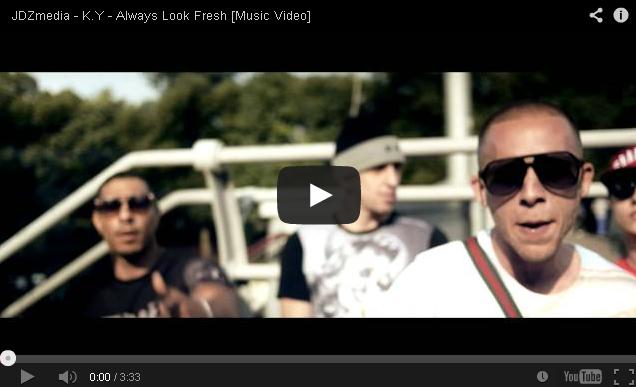 BRITHOPTV: [Music Video] K.Y (@KY_Official) - 'Always Look Fresh' | #UKRap #UKHipHop