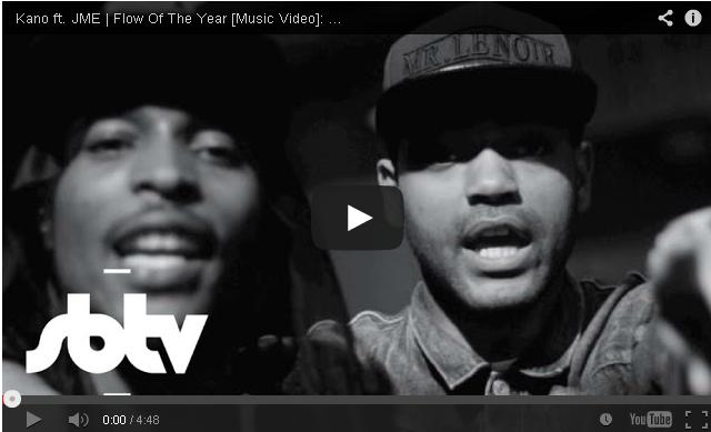 BRITHOPTV: [Music Video] Kano (@TheRealKano) - 'Flow Of The Year Ft. JME (@JMEBBk)'   #Grime