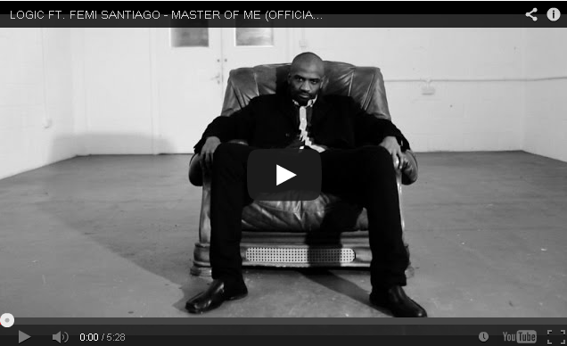 BRITHOPTV: [Music Video] Logic (@LogicArmy) - 'Master Of Me Ft. Femi Santiago (@santimusic)' | #UKRap #UKHipHop