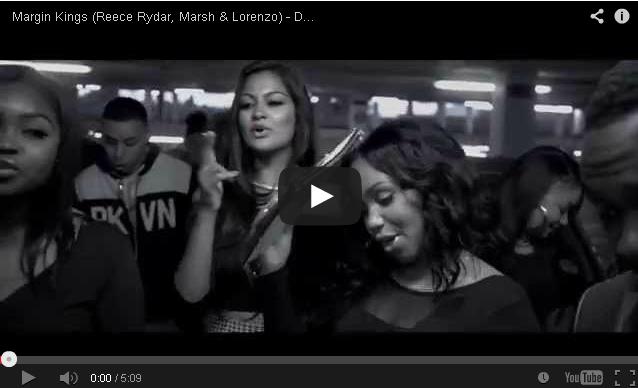 BRITHOPTV: [Music Video] Margin Kings (Reece Rydar, Marsh & Lorenzo) - 'Django' | #UKHipHop #UKRap