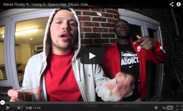 BRITHOPTV: [Music Video] Mikes Roddy (@MikesRoddy) - 'Space High ft. Young D (@Homegrown00)' | #UKRap #UKHipHop