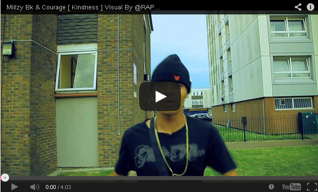 BRITHOPTV: [Music Video] Millzy Bk & Courage - 'Kindness' [@RAPCITYTV] | #UKRap #UKHipHop