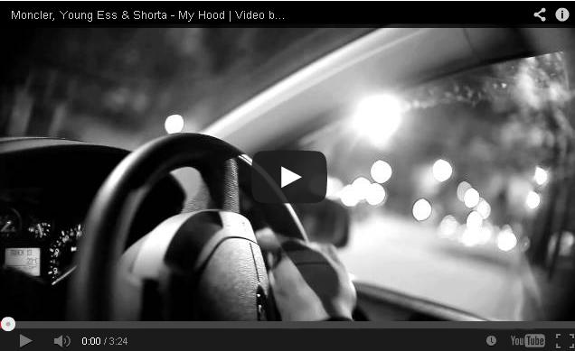 BRITHOPTV: [Music Video] Moncler (@1Moncler_), Young Ess (@YoungEssKtown) & Shorta - 'My Hood ' | #UKRap #UKHipHop
