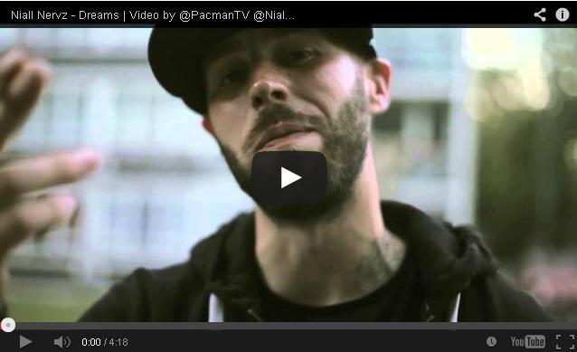 BRITHOPTV: [Music Video] Niall Nervz (@NiallNervz) - 'Dreams' | #UKRap #UKHipHop