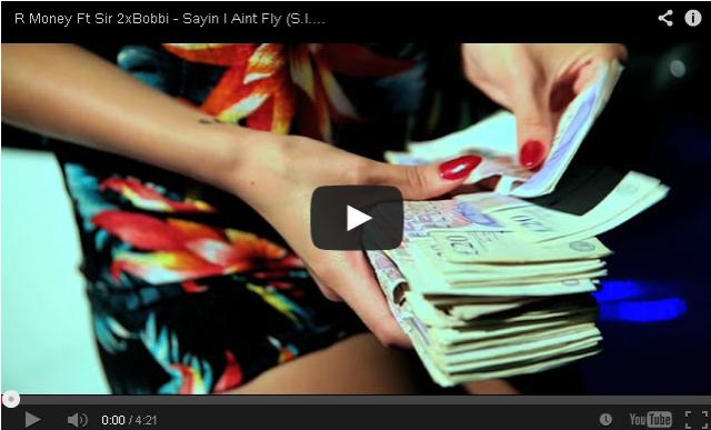 BRITHOPTV: [Music Video] R Money (@RealRMoney) - 'Sayin I Aint Fly (S.I.A.F) Ft Sir 2xBobbi (@2xbobbi)' [Prod. Jasco Beats] | #UKRap #UKHipHop