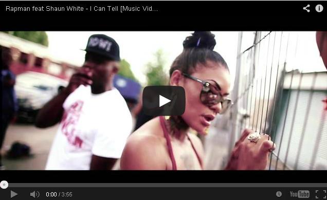 BRITHOPTV: [Music Video] Rapman (@RealRapman) - 'I Can Tell feat Shaun White (@ShaunWhiteDB )' | #UKRap #UKHipHop