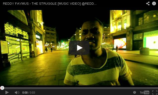 BRITHOPTV: [Music Video] Reddy Faymus (@ReddyFaymus) - 'The Struggle' [@TVTOXIC] | #UKRap #UKHipHop