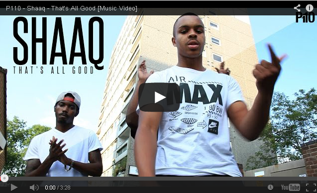 BRITHOPTV: [Music Video] Shaaq (@ShaaqArtist) - 'That's All Good' | #UKRap #UKHipHop
