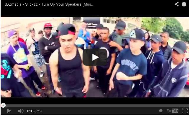 BRITHOPTV: [Music Video] Slickzz (@SlickzzOfficial) - 'Turn Up Your Speakers' | #UKRap #UKHipHop