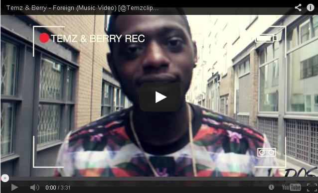 BRITHOPTV: [Music Video] Temz & Berry (@Temzclipstar @Berryclipstar) - 'Foreign' | #UKRap #UKHipHop