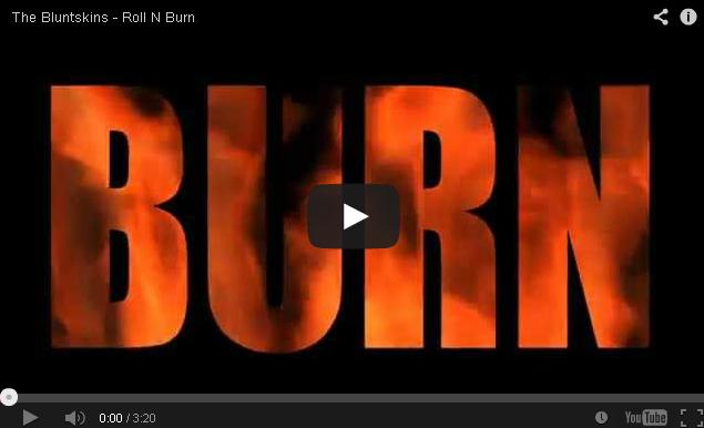 BRITHOPTV: [Music Video] The Bluntskins (@TheBluntskins ) - 'Roll N Burn' | #UKRap #UKHipHop