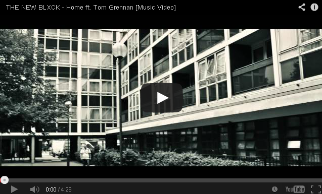 BRITHOPTV: [Music Video] THE NEW BLXCK (@TheNewBlxck) - 'Home ft. Tom Grennan (@ToomGrennan)' | #UKRap #UKHipHop