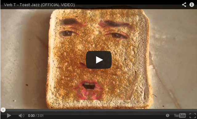 RITHOPTV: [Music Video] Verb T (@realverbt) - 'Toast Jazz' | #UKRap #UKHipHop