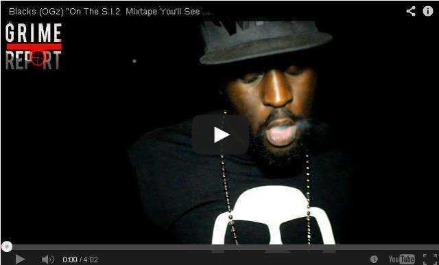 """BRITHOPTV: [Video Interview] Blacks (@KingBlacks OGz) """"On The S.I.2 Mixtape You'll See I've Developed More""""   #Grime"""