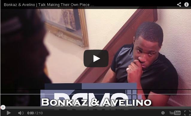 BRITHOPTV: [Video Interview] Bonkaz (@OfficialBonkaz) & Avelino (@OfficialAvelino) Talk Making Their Own Piece Of History [@BlueReignMG] | #UKRap #UKHipHop