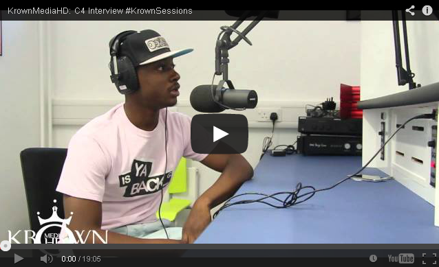 BRITHOPTV: [Video Interview] C4 (@OoRITE_C4) Interview with ChristianSoobz (@ChristianSoobz) #KrownSessions [@KrownMediaHD] | #Grime