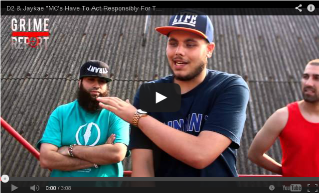 "BRITHOPTV: [Video Interview] D2 (@DapzOnTheMap) & Jaykae (@Jaykae_Invasion) ""MC's Have To Act Responsibly For Their Younger Fans"" 