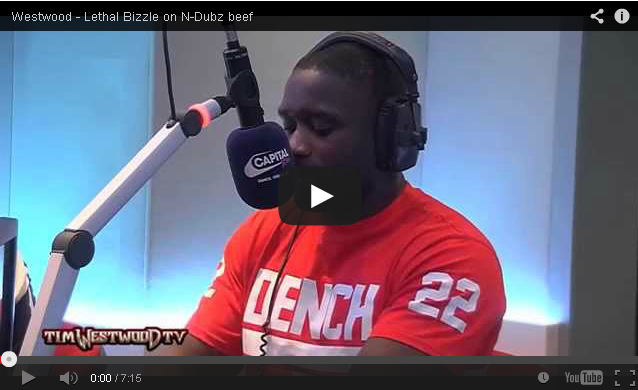 BRITHOPTV: [Video Interview] Lethal Bizzle (@LethalBizzle ) breaks down the beef with N-Dubz (@NDubz) Tim Westwood (@TimWestwood) [@CapitalXtra] | #UKRap #Grime