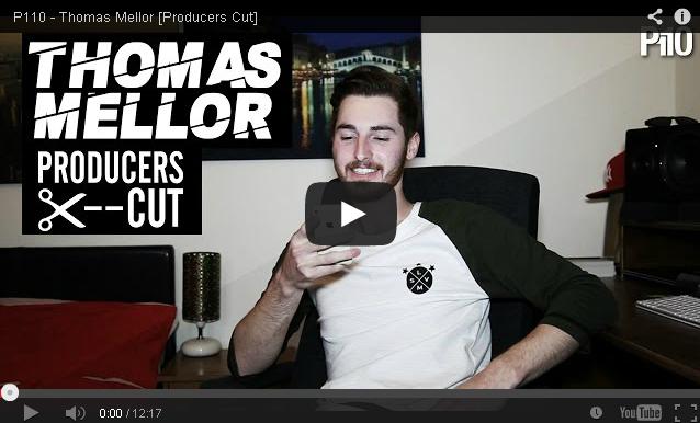 BRITHOPTV: [Video Interview] Thomas Mellor (@ThomasMellorUk) interview #ProducersCut [@P110Media] | #Grime #UKUrban