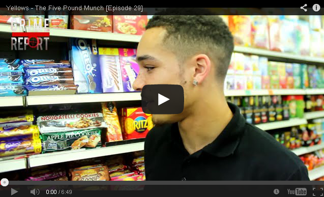 BRITHOPTV: [Web Show] Yellows (@YellowsUK) - #TheFivePoundMunch [S1: E:29] [ @GrimeReportTV] | #Grime
