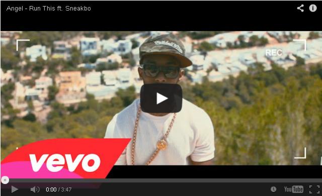 BRITHOPTV: [Music Video] Angel (@thisisangel) -'Run This feat Sneakbo (@Sneakbo)' | #UKRnB #UKRap