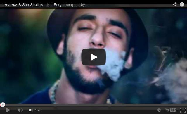 BRITHOPTV: [Music Video] Ard Adz (@ArdAdz) & Sho Shallow (@ShoShallow) - 'Not Forgotten' (prod by @jmbeatsuk) | #UKRap #UKHipHop