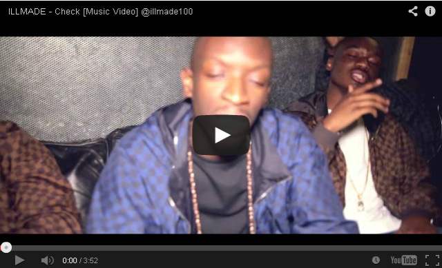 BRITHOPTV: [Music Video] ILLMADE (@illmade100) - 'Check' | #UKRap #UKHipHop