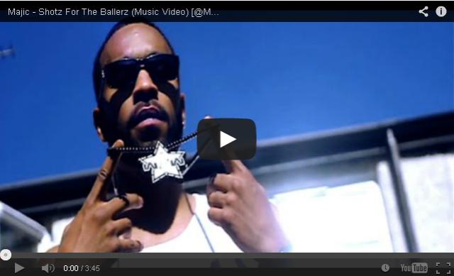 BRITHOPTV: [Music Video] Majic (@MajicOfficial) - 'Shotz For The Ballerz' | #UKRap #UKHipHop