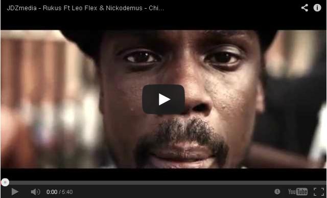 BRITHOPTV: [Music Video] Rukus (@RUKADIAH) - 'Chillin N Vybes Ft. Leo Flex (@FlexerBeatz) & Nickodemus'| #UKRap #UKHipHop
