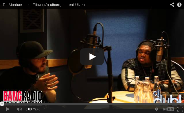 "BRITHOPTV: [Video Interview] DJ Mustard (@DJ Mustard) on UK Rapper Stormzy (@Stormzy1): ""He's Dope!"" 