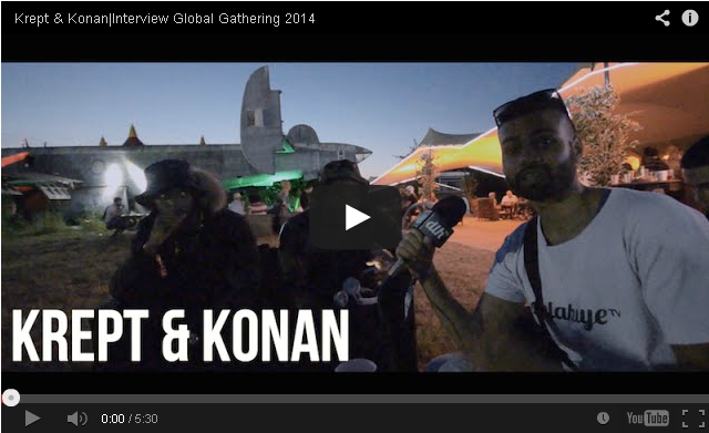 BRITHOPTV: [Video Interview] Krept and Konan talk to DeLayHaye TV following their performance at Global Gathering 2014. | UK Rap UK Hip Hop