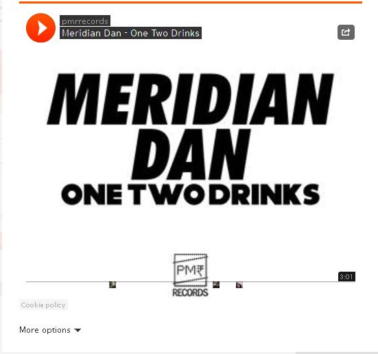 BRITHOPTV: [New Music] Meridian Dan (@Meridian_Dan) - 'One Two Drinks'| #Grime #UKRap