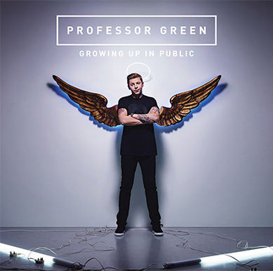 BRITHOPTV: [Music News/Statistics] Professor Green's - 'Growing Up In Public' enters the album chart at No.#12 | #UKHipHop #UKRap