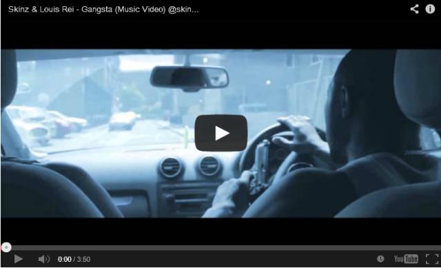 BRITHOPTV: [Music Video] Skinz (@skinzofficial) & Louis Rei (@louisrei) - 'Gangsta' | #UKRap #UKHipHop