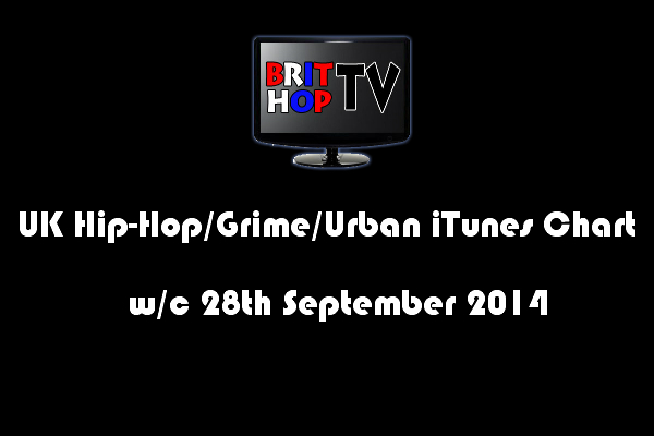 BRITHOPTV: [Chart] UK Hip-Hop/Grime/Urban iTunes Album Chart W/C 28th September 2014| #UKRap #UKHipHop #Grime