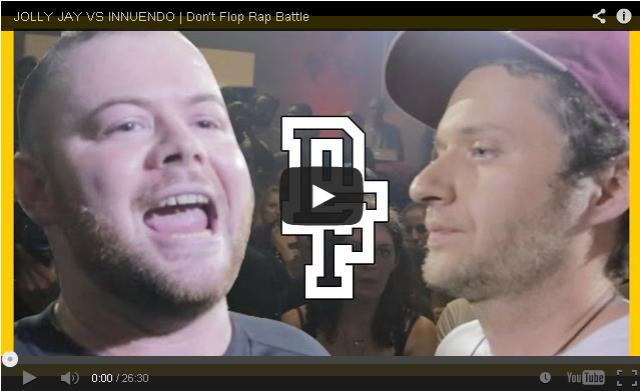 BRITHOPTV- [Battle Video] Jolly Jay Vs Innuendo (@InnuendoMusicUK) [@DontFlop] - #UKHipHop #UKBattleRap