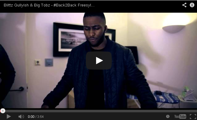 BRITHOPTV- [Freestyle Video] Blittz Gullyish (@Boasy_Blittz) & Big Tobz (@BigTobzsf) – #Back2Back Freesyle [@Pressplay_UK] - #UKRap #UKHipHop