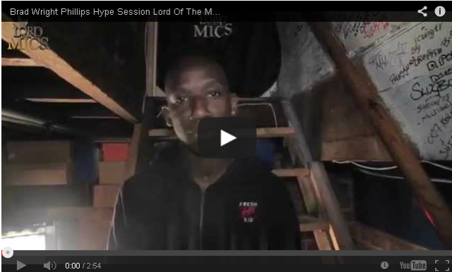 BRITHOPTV- [Freestyle Video] Brad Wright Phillips (@TheRealBWP ) – Hype Session @LordOfTheMics #LOTM6 Sending For Yannick Bolasie (@YannickBolasie)' - #Grime