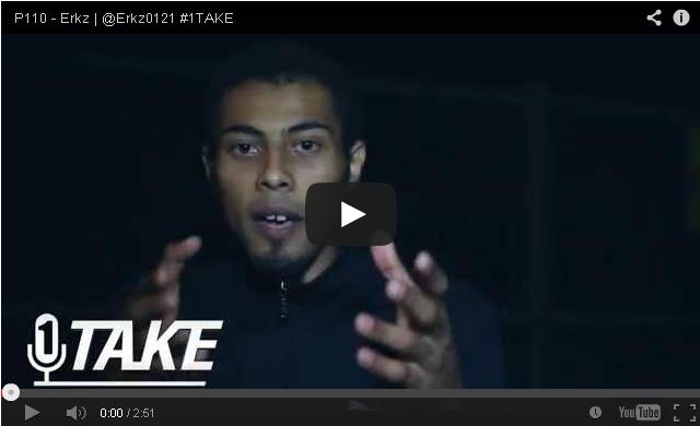 BRITHOPTV- [Freestyle Video] Erkz (@Erkz0121) – #1TAKE #Freestyle [ @P110Media] - #UKRap #UKHipHop