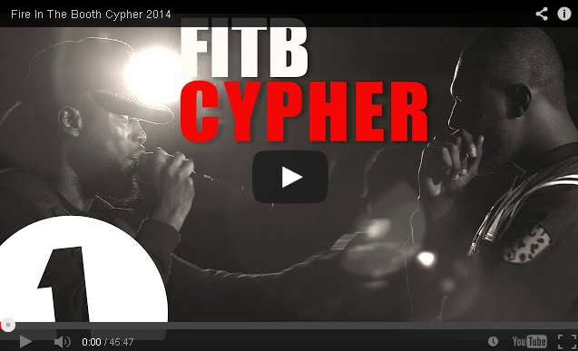 BRITHOPTV- [Freestyle Video] #FireInTheBoothCypher 2014 – Akala Blizzard, Deadly, Ghetts, Mic Righteous, P Money, Potter Payper, SafOne, Stormzy, Squeeks - #UKRap #Grime