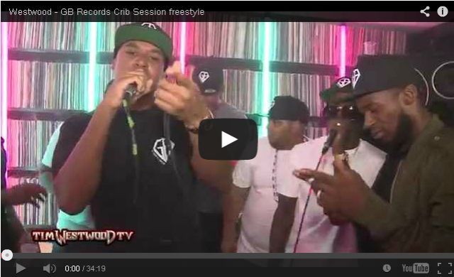 BRITHOPTV- [Freestyle Video] GB Records (@corleonGB) – #CribSession freestyle [@TimWestWood TV]- #Grime #UKRap