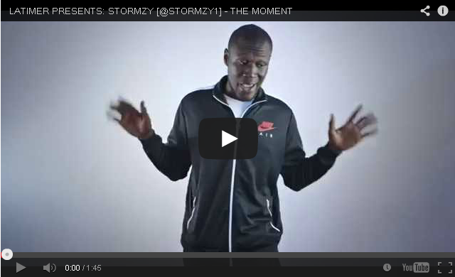BRITHOPTV- [Freestyle Video] Latimer presents- Stormzy (@Stormzy1) – 'The Moment' - #UKRap #UKHipHop