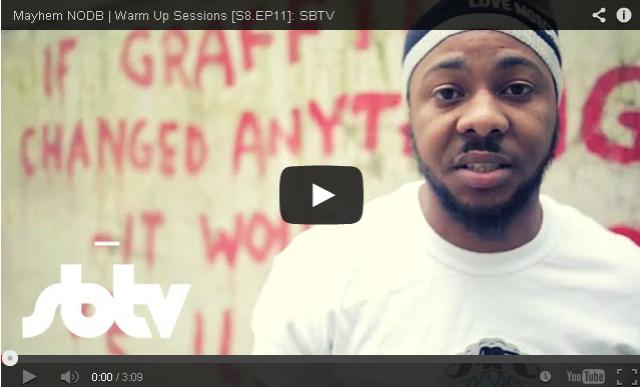 BRITHOPTV- [Freestyle Video] Mayhem NODB ( @MaYHem_NODB) – ' #WarmUpSessions' [S8-EP11]