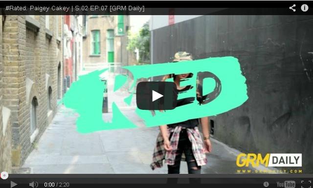 BRITHOPTV- [Freestyle Video] Paigey Cakey (@PaigeyCakey) – ' #Rated' S-02 EP-07 [GRMDaily] - #UKRap #UKHipHop