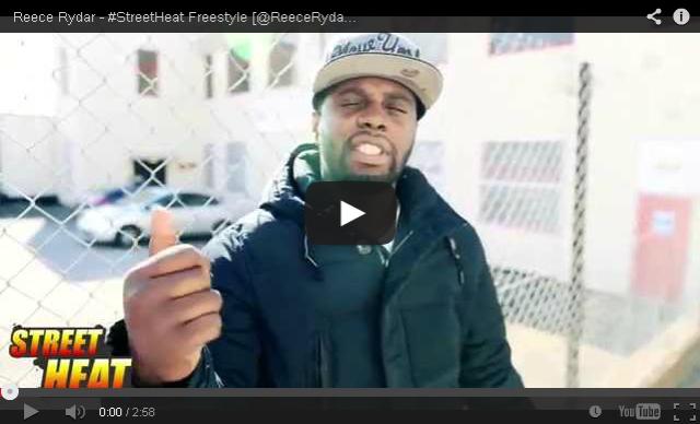 BRITHOPTV- [Freestyle Video] Reece Rydar (@ReeceRydar) – #StreetHeat Freestyle - #UKRap #UKHipHop