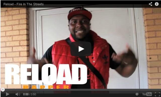 BRITHOPTV- [Freestyle Video] Reload (@ReloadArtist) – ' #FireInTheStreets' [ @CharlieSloth] - #UKRap #UKHipHop
