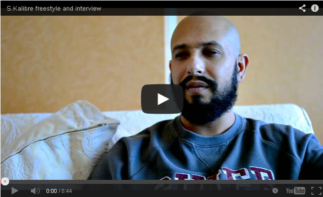 BRITHOPTV- [Freestyle Video] S.Kalibre (@S_Kalibre) freestyle and interview with @PrideVibes TV - #UKHipHop #UKRap