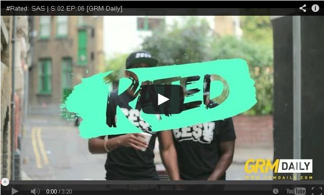 BRITHOPTV- [Freestyle Video] SAS (@MayhemSAS & @MegaSAS) – ' #Rated' S-02 EP-06 [@GRMDaily] - #UKRap #UKHipHop