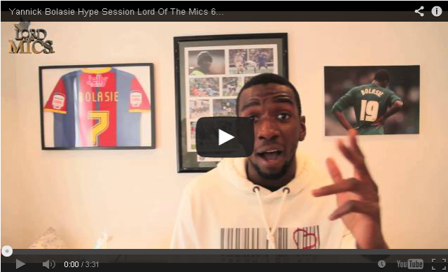 BRITHOPTV- [Freestyle Video] Yannick Bolasie (@YannickBolasie) – Hype Session @LordOfTheMics #LOTM6 Sending ForBrad Wright Phillips (@TheRealBWP)' - #Grime
